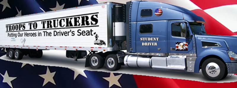 Troops2Truckers.NET-Military-CDL-Program