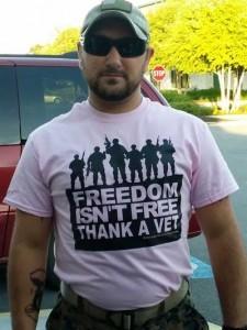 Pink-Freedom-Isnt-Free-American-Heroes-Return-225x300